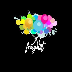 Ballons Freigeist Hipster