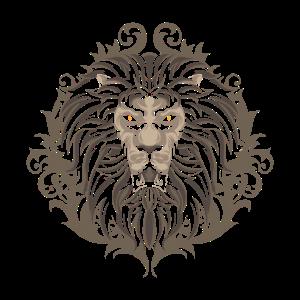 Löwe Ornamental Lion