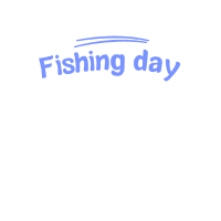 the perfect fishing day