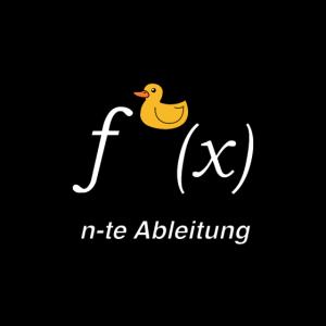 Ente Ableitung Mathe Witz