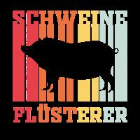 Schwein Schweinezüchter
