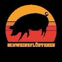 Schwein Schweineflüsterer Geschenk