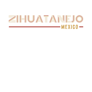 Vintage 1980S Style Zihuatanejo Mexiko Design