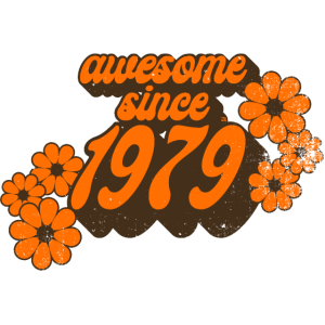 awesome since 1979 70tees