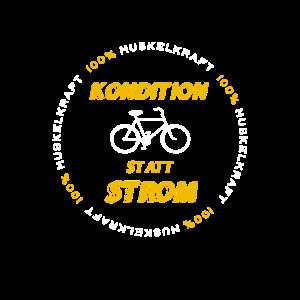 Fahrrad Strom