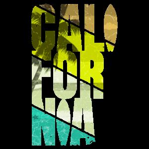 Kalifornien Surfen Sufer