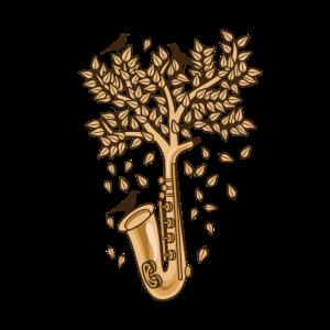 Saxophon Kapelle Blasmusik
