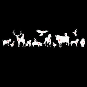 Tiere für alle Tierliebhaber