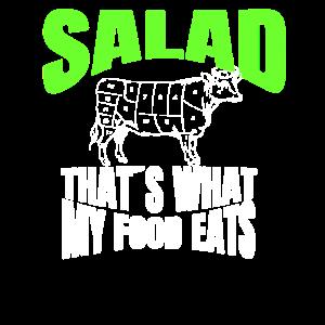 NICHT Vegan - Anti Vegan Shirt für Fleisch und BBQ