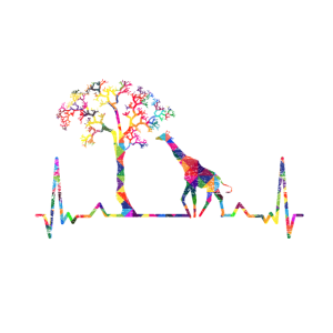 Giraffe Herzschlag