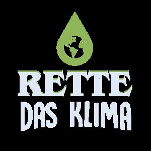 Rette das Klima