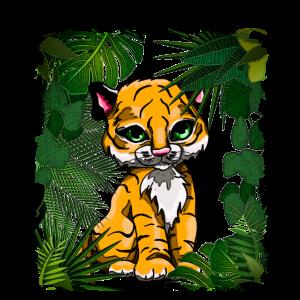 Tigerbaby | Yolo-Artwork
