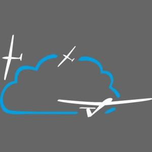 Thermik Segelflieger Segelflugzeug gleiten