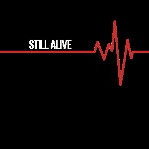 Still alive - Herzschlag