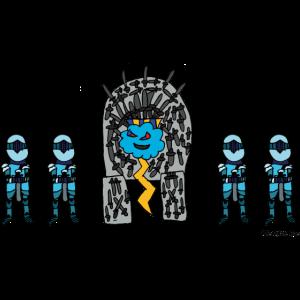 Thron des Blitzes