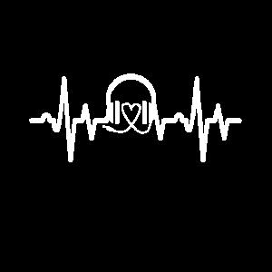 Music Heartbeat Design
