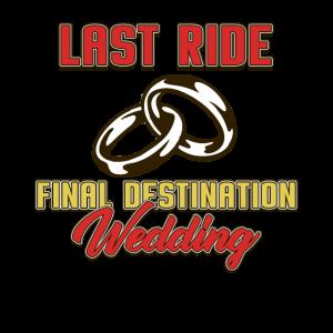 Last ride final destination wedding