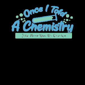 CHEMIE: Einmal habe ich ein Chemie-Witz erzählt