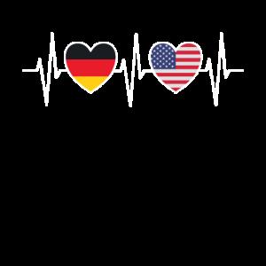 Deutschland USA Vereinigte Staaten von Amerika 764