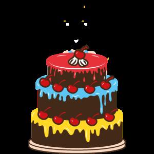 Geburtstag - Geburtstagskuchen Geschenk
