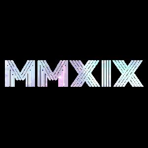 Jahr 2019 - MMXIX