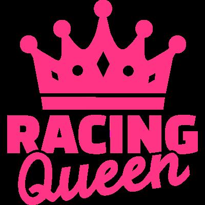 Autorennen - Autorennen - go,Rennfahrer,Rennen,Racing,Queen,Motorsport,Krone,Kartsport,Karting,Kart,Gokart,Go-Kart,Gewinnerin,Champion,Autorennen