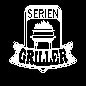 Serien Griller Grillmeister Geschenk