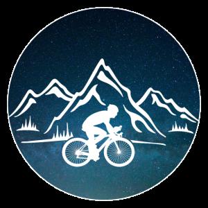 Fahrrad Radfahren Berge
