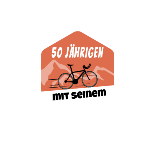 50. Geburtstag Mann Rennrad Fahrrad Spruch