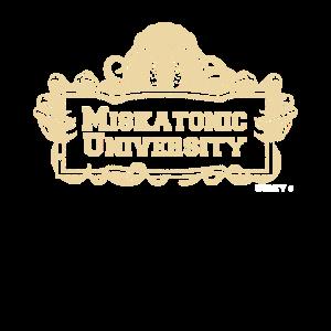 Miskatonic University Logo Tentakel