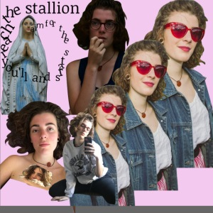aim to the stars and you will reach the stallion