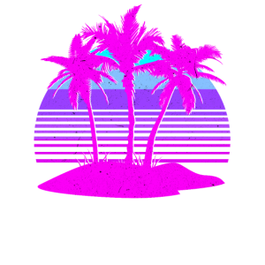 Vaporwave Aesthetics Retro Style T-Shirt
