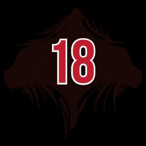 18. Geburtstag Volljährig Erwachsen Achtzehn