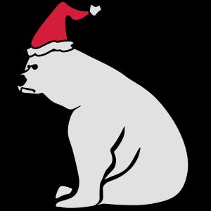 Anti Weihnachten Ho ho ho Bär
