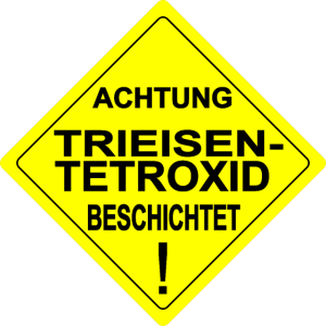 TRIEISENTEROXID