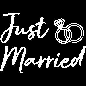Just Married Geschenk