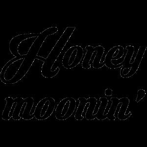 Honey moonin Honeymoon Wedding Geschenk