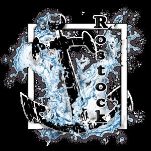 Rostock Anker Schriftzug | Yolo-Artwork