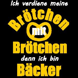 Bäcker Lehrling Meister Brötchen backen Beruf