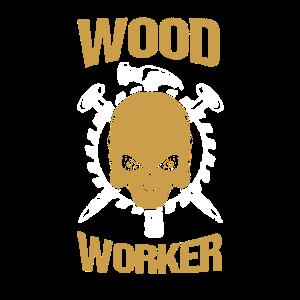 Wood Worker Holz Arbeiter Tischler T Shirt Designs