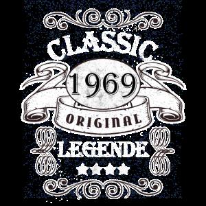 50 geburtstag 1969 legende geschenk 50. Jähriger