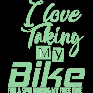 Fahrrad Fahrradfahrer Umwelt Fahrender Spruch