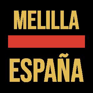 Melilla Spanien Souvenir T-Shirt