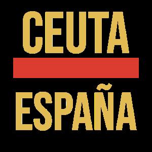 Ceuta Spanien Souvenir T-Shirt