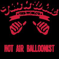 hot air balloonist worlds greatest looks
