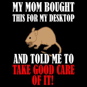 Technologie Mutter Mama Geschenk Geschenkidee