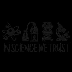 Science Wissenschaft Nerd Chemie Physik Geschenk