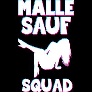 Malle Sauf Squad - Team Malle