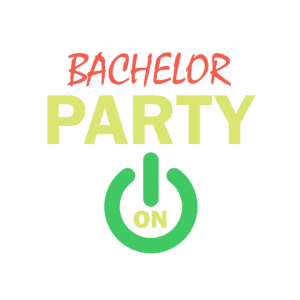 Bachelor party on