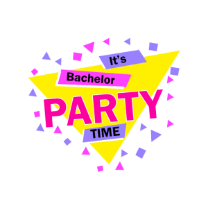 It's bachelor party time